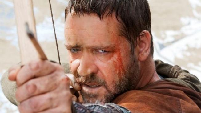 Robin Hood režiséra Ridleyho Scotta zahájí festival v Cannes