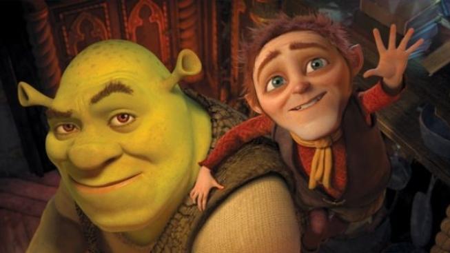 Shrek: Zvonec a konec zahájí filmový festival