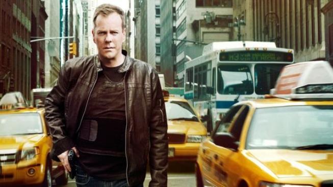 Kvůli operaci Kiefera Sutherland je natáčení seriálu 24 hodin přerušeno