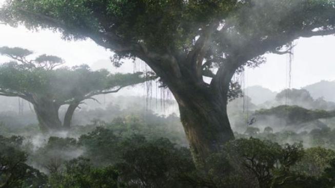 Čínská provincie přejmenovala horu podle Avataru
