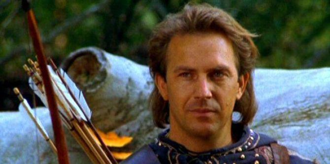 Král zbojníků Robin Hood (1991) : Kevin Costner