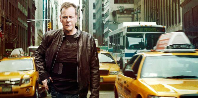 24hodin , 8.série, Jack Bauer na ulici