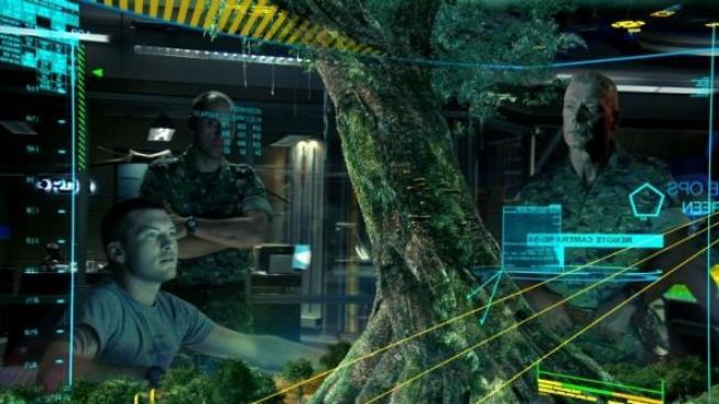 Sam Worthington (Jake Sully) -- Víkend s Avatarem