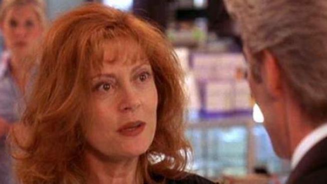 Herečka Susan Sarondonová: Nechci ve filmech umírat