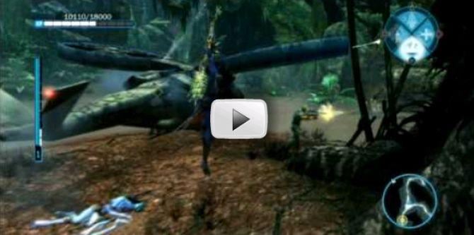 Avatar: Video recence počítačové hry