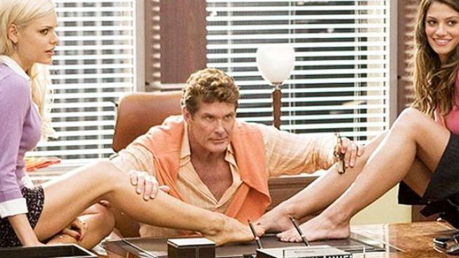David Hasselhoff, hvězda Pobřežní hlídky jde do reality show