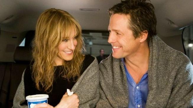 Hugh Grant a Sarah Jessica Parker jako Morganovi