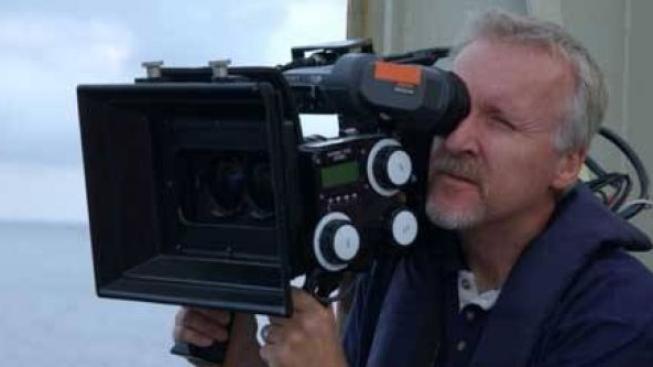 James Cameron: (režisér) -- Víkend s Avatarem
