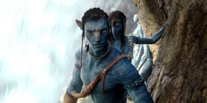 Avatar: Jake a Neytiri