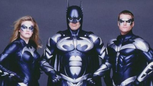 Nejhorší film historie je Batman a Robin s Clooneyem