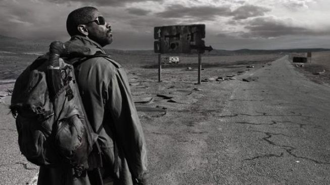 Denzel Washington zachraňuje lidstvo ve filmu Kniha přežití