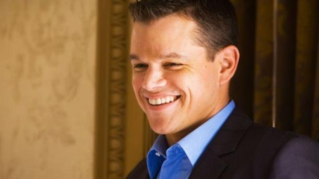 Matt Damon doufá, že si zahraje postavu Roberta F. Kennedyho