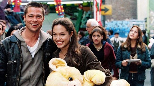 Angelina Jolie a Brad Pitt se přestěhovali do Benátek