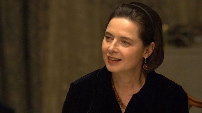 Po rozchodu s režisérem Lynchem se musela herečka Rosseliniová léčit.