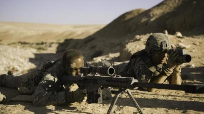 Film Smrt čeká všude oceňuje také velitel amerických jednotek v Iráku
