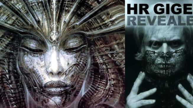 Právě vychází nové DVD H.R.Giger Revealed