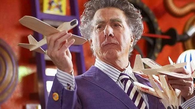 V seriálu televize HBO si zahraje Dustin Hoffman