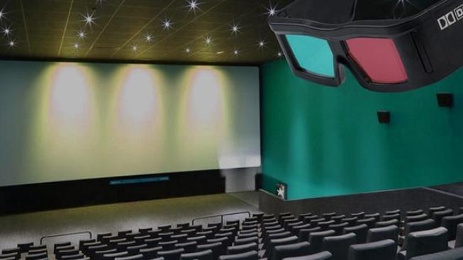 Číňané se mohou těšit na více kin a filmů z domácí produkce
