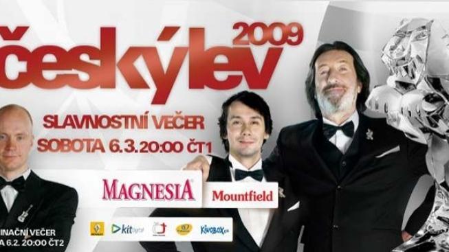 V sobotu budou vyhlášeny ceny Český lev.