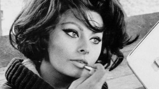 Sophia Loren v roli své matky