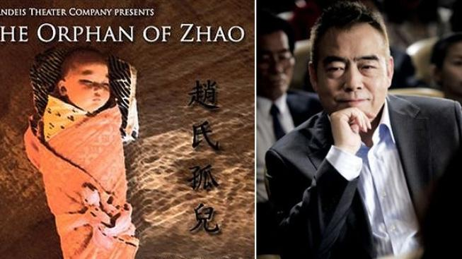 Režisér Chen Kaige natáčí nový film podle staré čínské hry