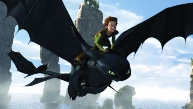 Film Jak vycvičit draka vládl americkým kinům
