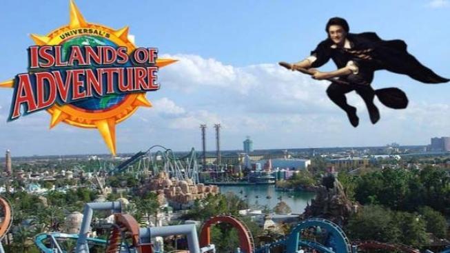 18. června se otevře zábavní park Harryho Pottera