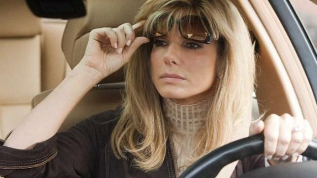 Sandra Bullock si omylem odnesla originál Zlaté maliny, musí jej vrátit