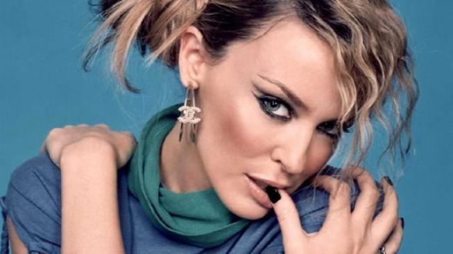 Nejmocnější celebritou v Británii je Kylie Minogue z Austrálie