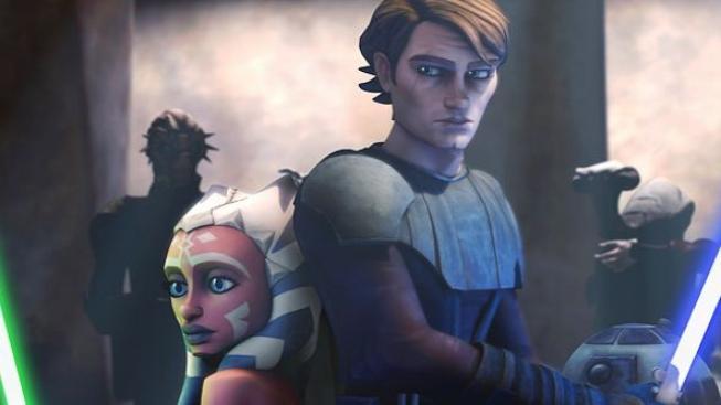 George Lucas připravuje již druhou animovanou řadu Hvězdných válek