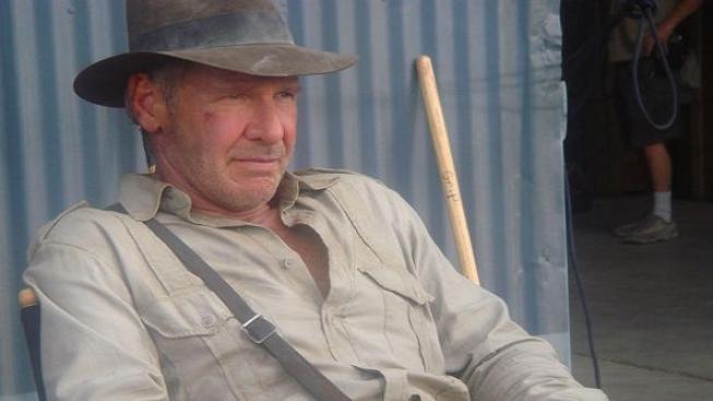 Harrison Ford by měl hrát kovboje ve sci-fi westernu
