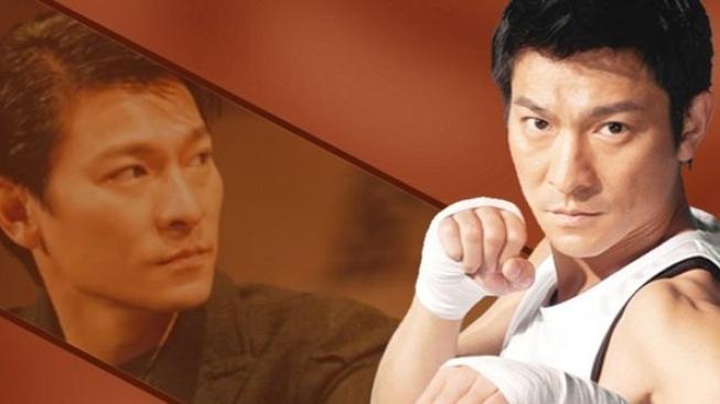 Herec Andy Lau doufá, že sci-fi film Future X-Cops bude mít úspěch