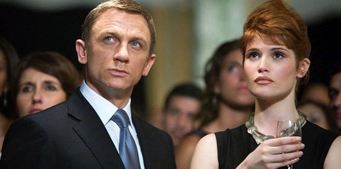 Quantum of Solace, Daniel Craig, Gemma Arterton