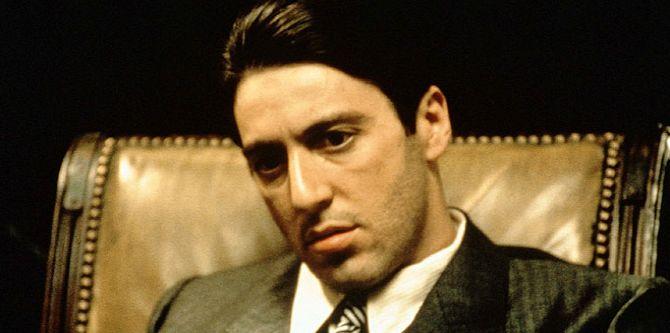 Al Pacino - Kmotr