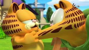 Kocour Garfield jako zachránce animovaného světa v novém 3D snímku