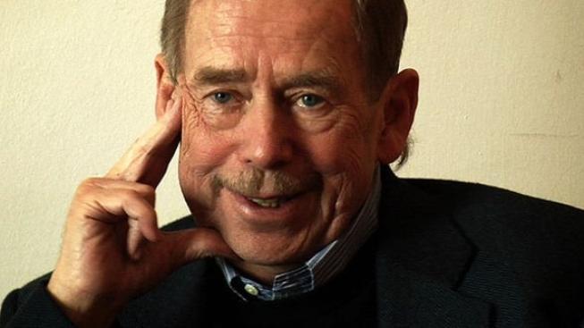 Exprezident Václav Havel natočí film podle své hry Odcházení