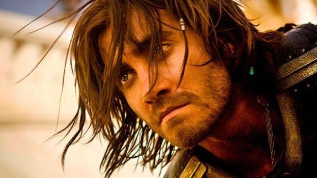 Herec Jake Gyllenhaal se objeví v kinech jako Princ z Persie
