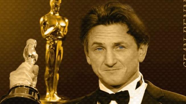 Za napadení fotografa dostal Sean Penn tříletou podmínku