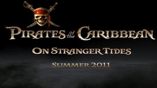 Film Piráti z Karibiku 4 se bude točit ve 3D