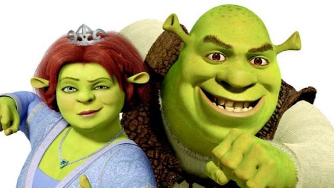 Shrek se dočkal hvězdy na hollywoodském chodníku slávy