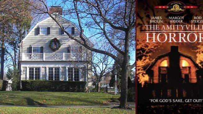 Dům proslavený filmem Horor v Amityville je na prodej