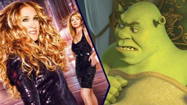 Nový Shrek porazil v amerických kinech Sex ve městě 2
