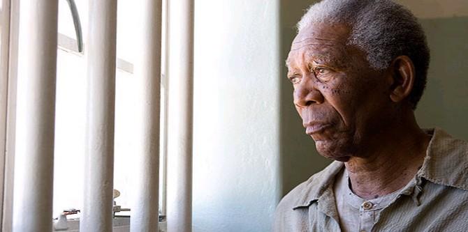 Invictus: Neporažený, Morgan Freeman