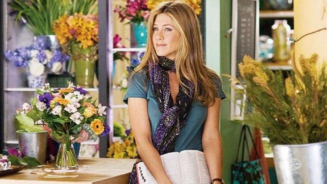 Anistonová dostala svou hvězdu na hollywoodském chodníku slávy