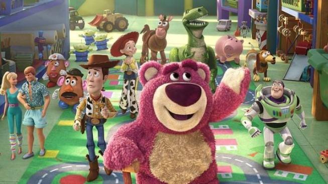 Snímek Toy Story 3 již vydělal více než miliardu dolarů