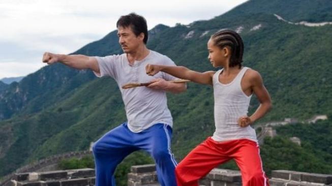 Snímek Karate Kid je nejnavštěvovanějším filmem v amerických kinech