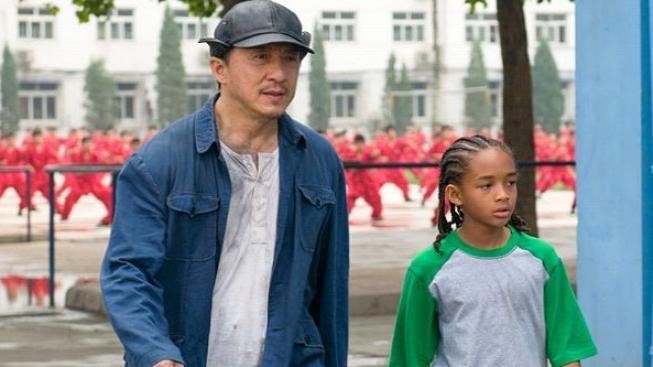 """Jackie Chan: """"Role v Karate Kid byla příjemným odpočinkem"""""""