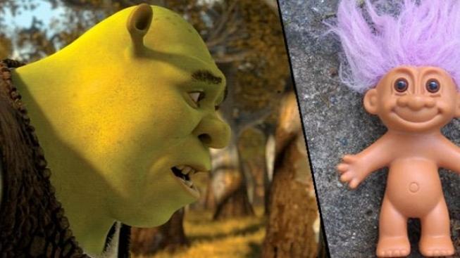 Shreka by měla na filmovém plátně nahradit Trolly