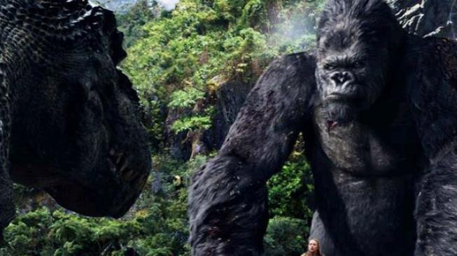 Nová 3D atrakce King Kong 360° vtáhne diváky přímo do děje