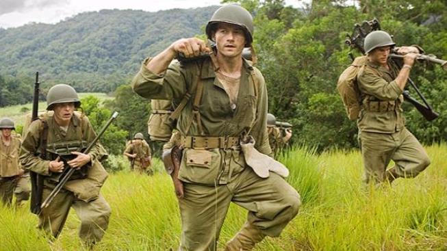 Válečný seriál The Pacific zatím získal sedm cen Emmy